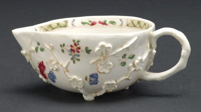 An image of Small jug or sauce boat