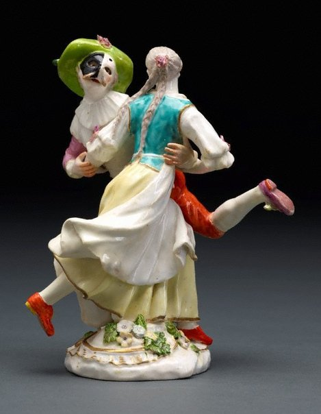 An image of Tryolean dancers by Chelsea