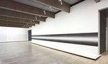 Alternate image of Wall Drawing #1274: Scribble Column (Horizontal) by Sol LeWitt