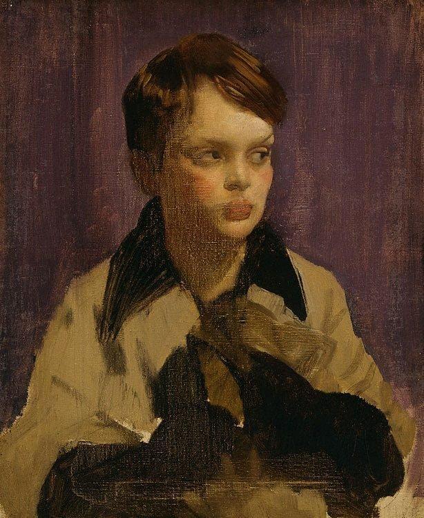An image of Portrait of Maurice Lambert