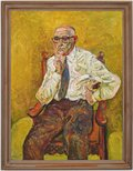 Alternate image of Dr Stuart Scougall by Jon Molvig