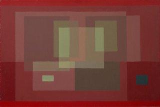 AGNSW collection Ralph Balson Abstraction (1950) OA10.1965