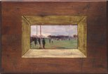 Alternate image of The national game by Arthur Streeton