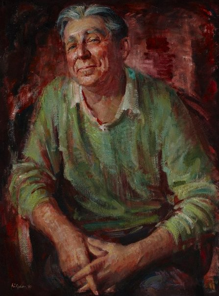An image of William Dobell by William Pidgeon