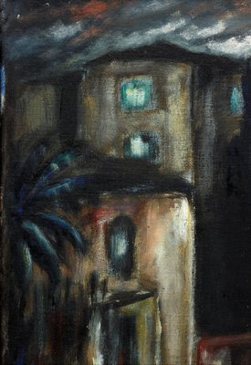 Alternate image of Nocturne no. 3, Commonwealth Lane by Danila Vassilieff