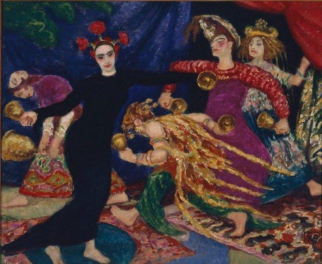 An image of Bell dance