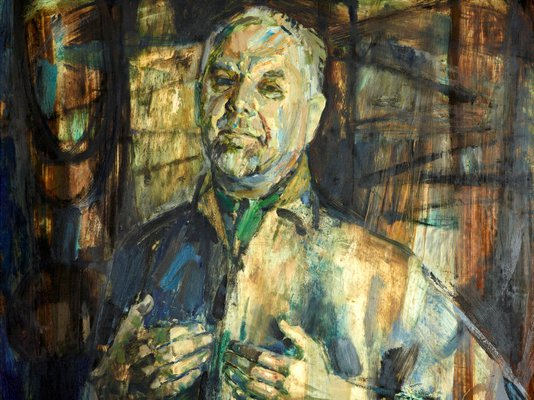 Alternate image of Stanislaus Rapotec by Judy Cassab