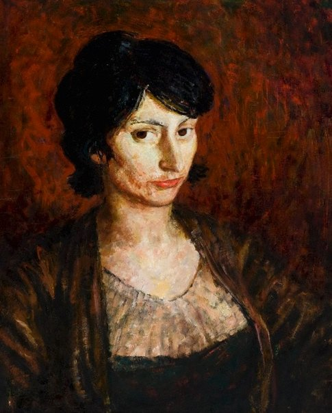 An image of Portrait of Esther Jacman by David Rae