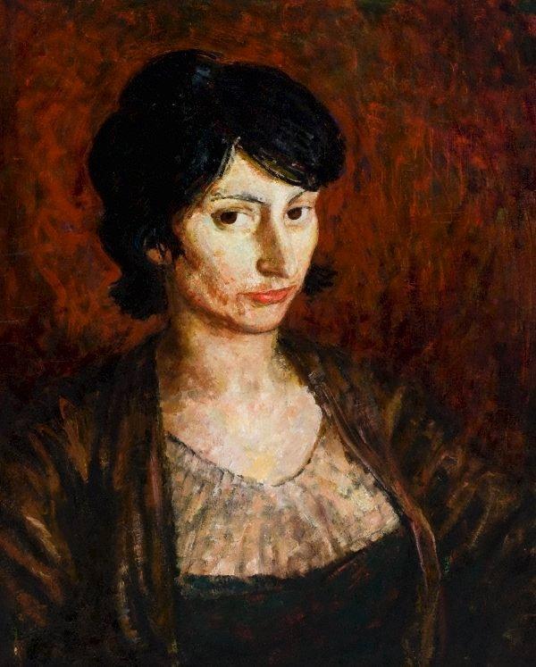 An image of Portrait of Esther Jacman
