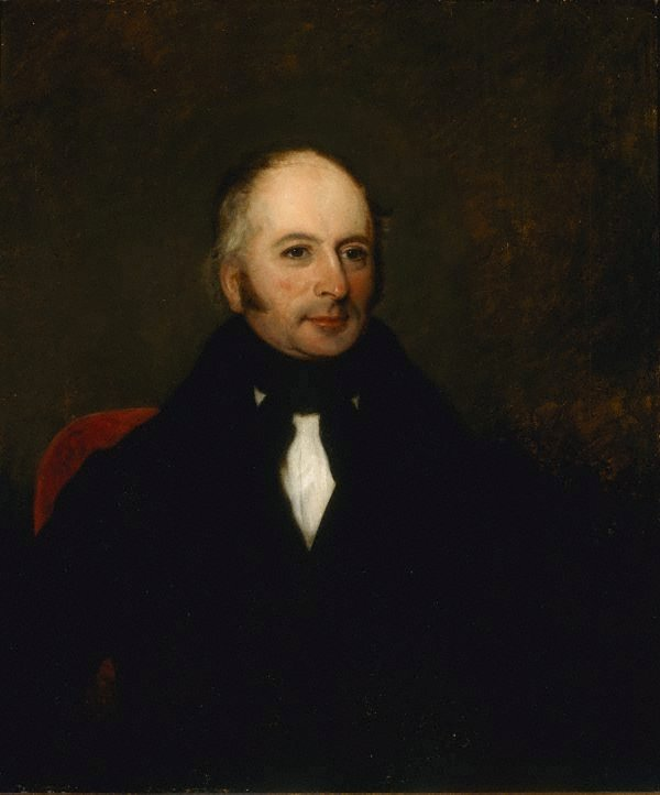 An image of Portrait of James FitzGerald, Hobart