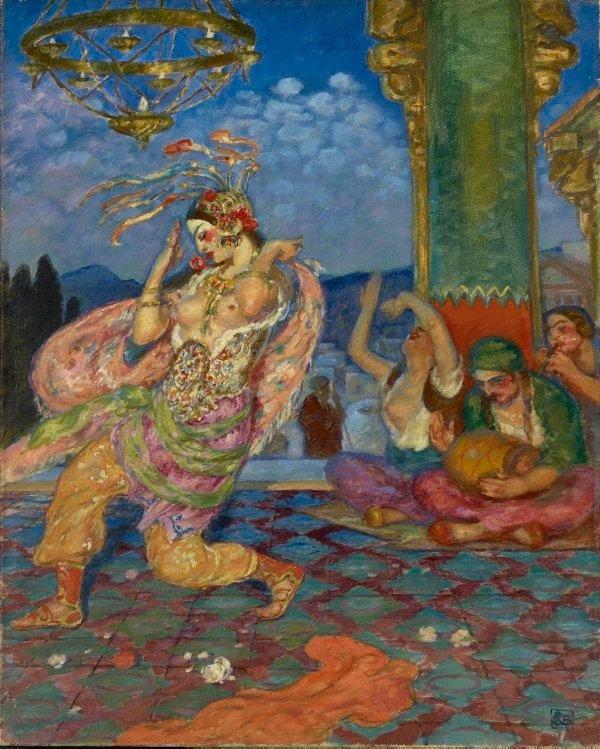 An image of Salomé