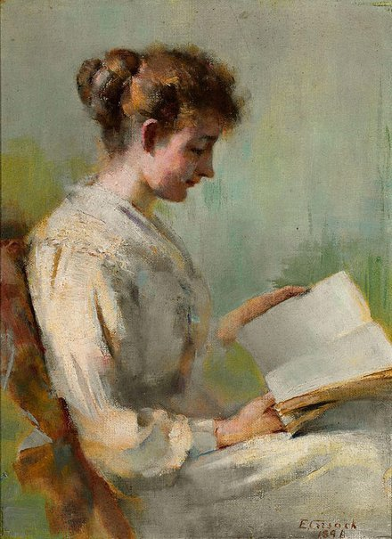 An image of Aline Cusack by Edith Cusack