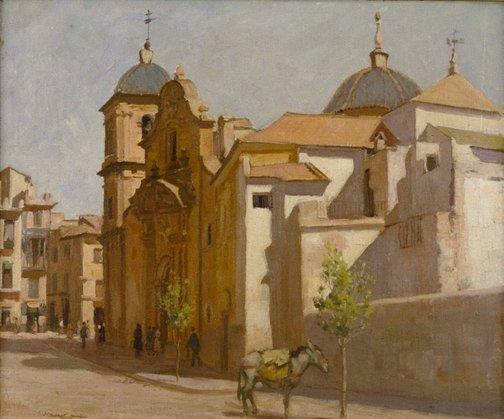 An image of Santa Eulalia, Murcia by Henry Hanke