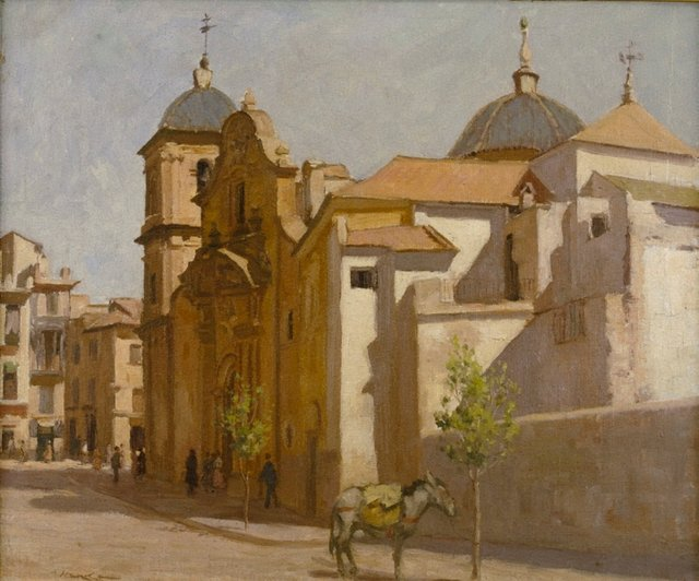An image of Santa Eulalia, Murcia