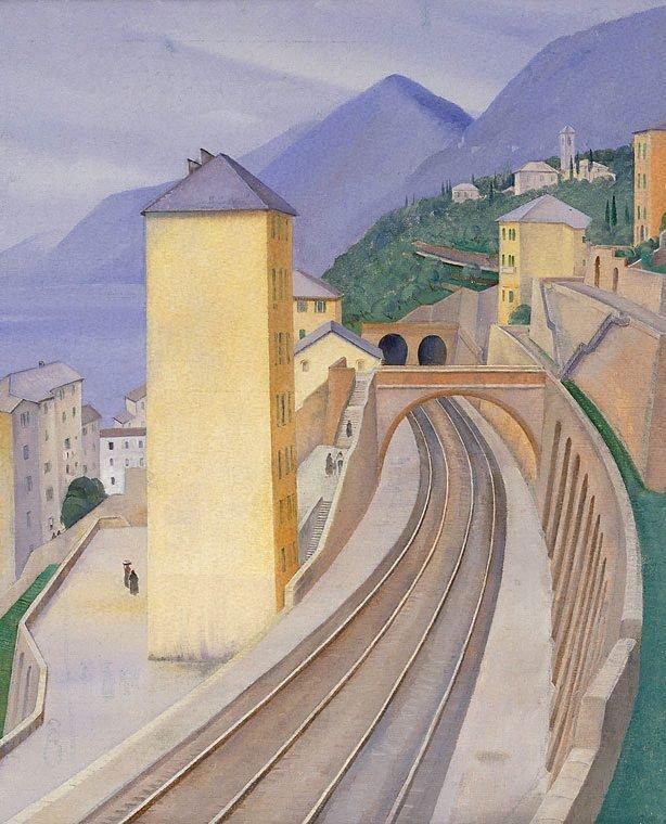 An image of Camogli