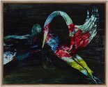 Alternate image of Leda and the swan by Sidney Nolan