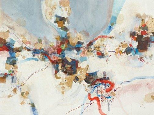 An image of Ukiyoe theme no. 2 by Robert Henderson Grieve