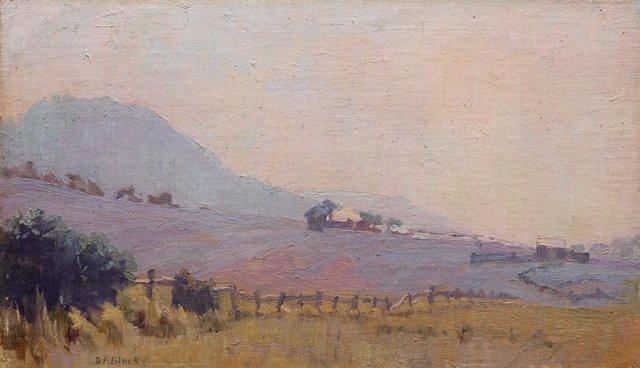 An image of Heat haze