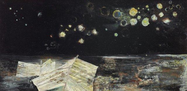 An image of Nocturne landscape