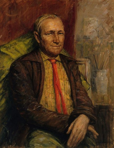 An image of Roy Fluke by Dora Toovey