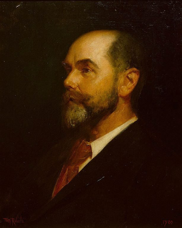 An image of Portrait of Mr. T.P. Purves