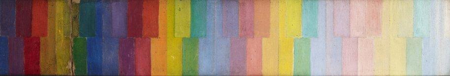 AGNSW collection Roy de Maistre Colour keyboard (circa 1919) OA9.1969