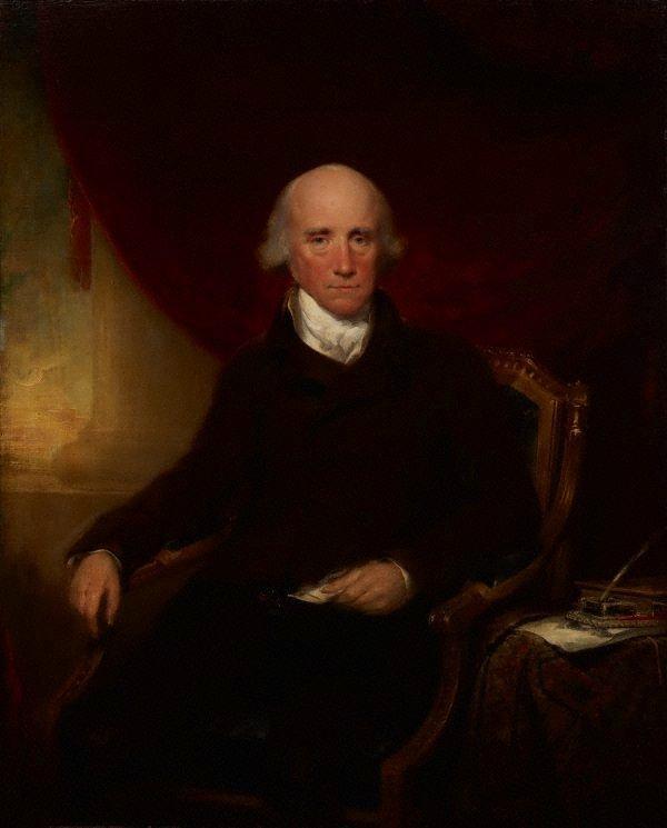 An image of Warren Hastings