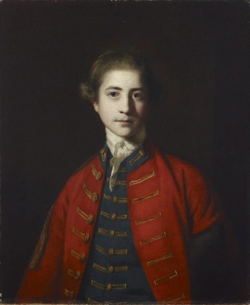 An image of Stephen Croft by Sir Joshua Reynolds