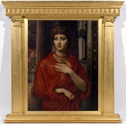 Alternate image of Helen by Sir Edward John Poynter