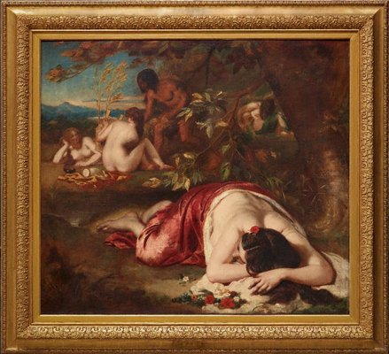 Alternate image of The Golden Age by William Etty