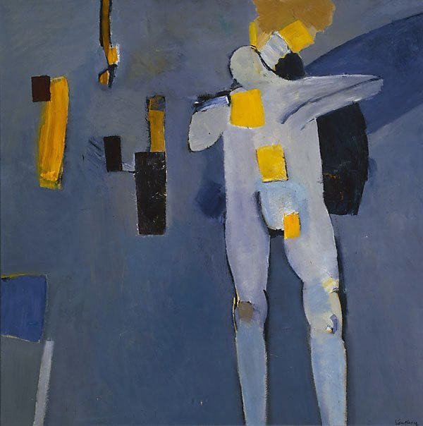 An image of Figure against a blue background