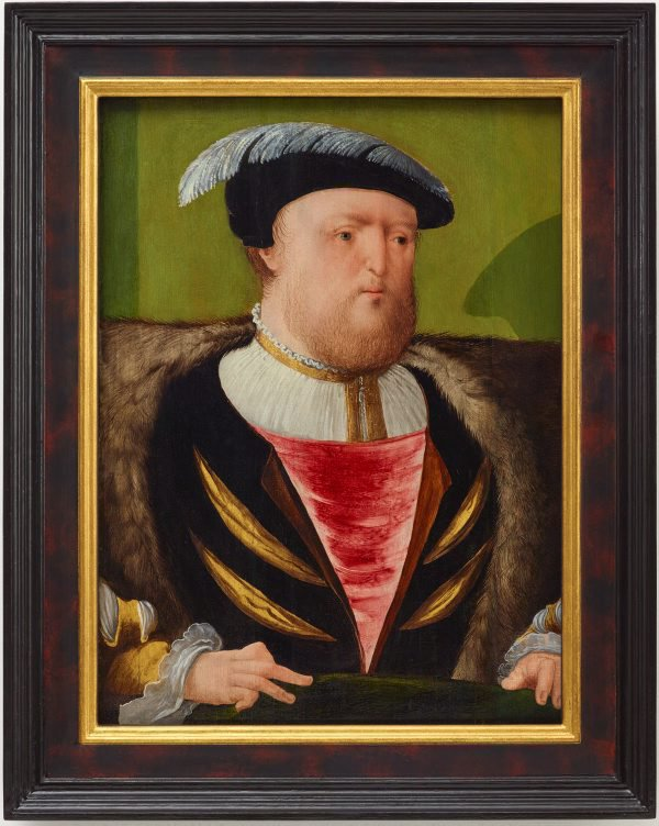 King Henry VIII, (circa 1535-circa 1540) by Anglo-Netherlandish workshop
