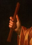 Alternate image of Girl with a flute by Jan van Bijlert