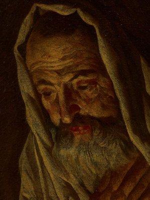 Alternate image of Mucius Scaevola in the presence of Lars Porsenna by Matthias Stomer
