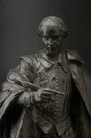 Alternate image of Statuette of Shakespeare by Bertram Mackennal