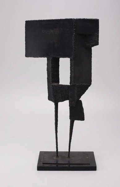 An image of Standing figure by John Hoskin