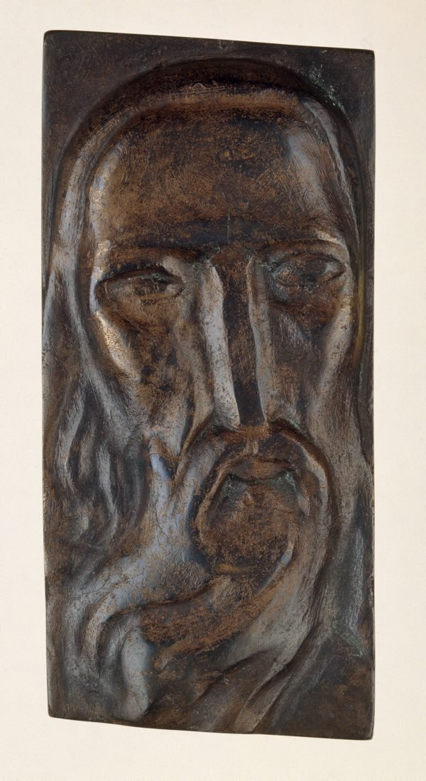 An image of Relief head