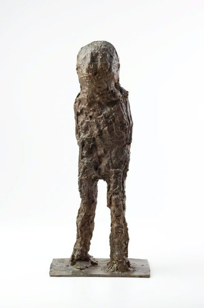 An image of Figure by Sir Eduardo Paolozzi