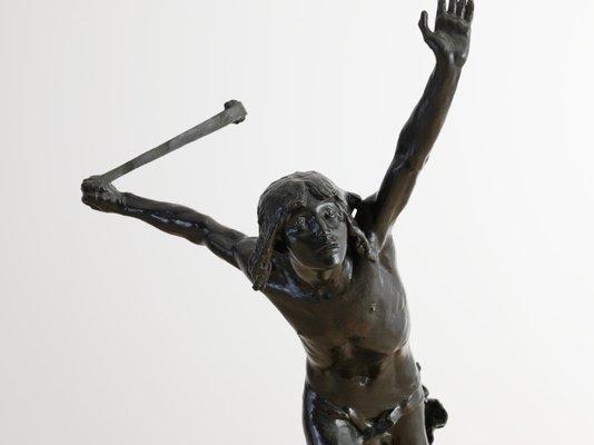 Alternate image of David combattant by Paul Landowski