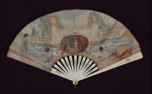 An image of Fan by Alfred T Clint