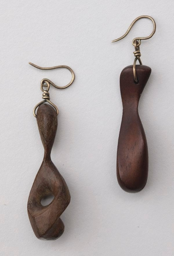 An image of No. 31A Marie Gardiner's earrings