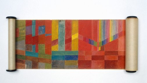 An image of (Colour music) by Roy de Maistre