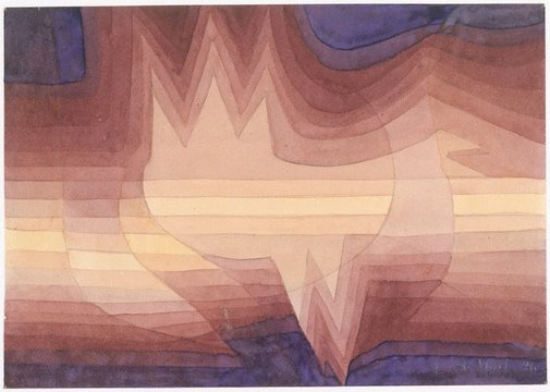 An image of Composition by Ludwig Hirschfeld-Mack