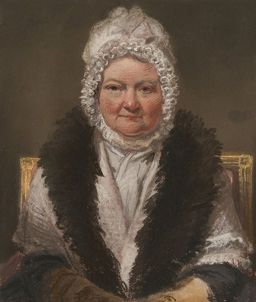 An image of Mrs. Fanny Adams by John Raphael Smith