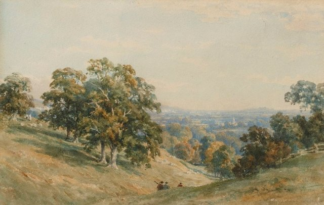 An image of In Reigate Valley