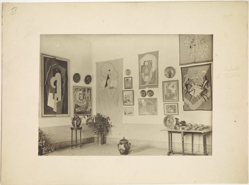 An image of Installation view of an exhibition at Moly-Sabata by Unknown