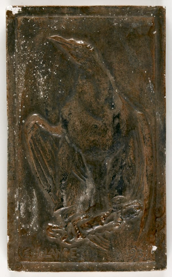 An image of Untitled (Eagle)