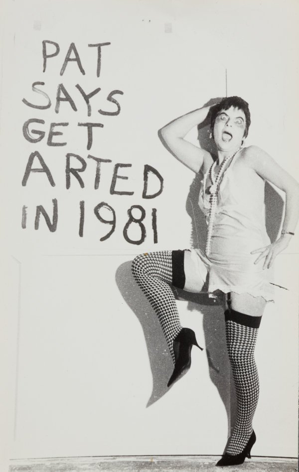 An image of Still from 'Get arted 1981'