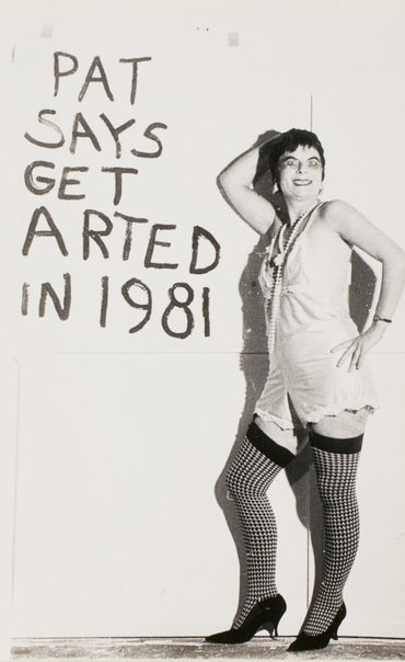 An image of Still from 'Get arted 1981' by Pat Larter, Richard Larter