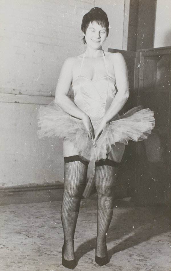 An image of Still from 'World's worst ballerina'